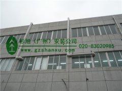 广州电子厂通风管道-丝媛电子厂通风