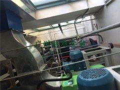 广州美的电冰箱厂-广州厂房车间通风