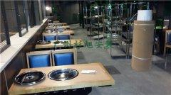 广州烧烤店排烟管道安装-广州韩式烤