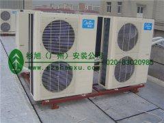 广州中央空调安装-矩祥模具空调安装